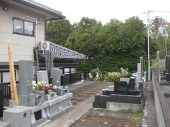 清岩寺墓所