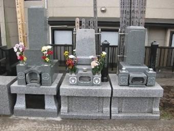 清岩寺墓所2