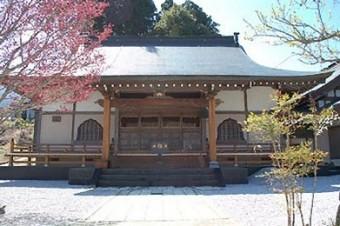長昌寺 本堂