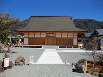 長成寺 本堂