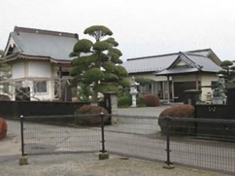 大蔵寺 境内