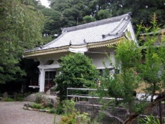 心岩寺 本堂