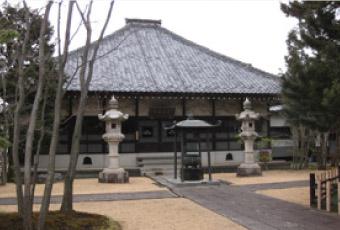 香福寺 本堂