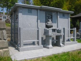 功雲寺 永代供養墓