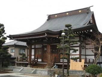 清岩寺 本堂