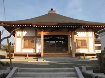 宗安寺 本堂