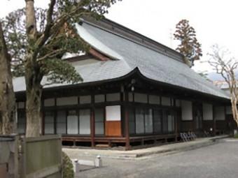 祥泉寺 本堂