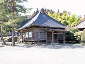 東陽寺 本堂