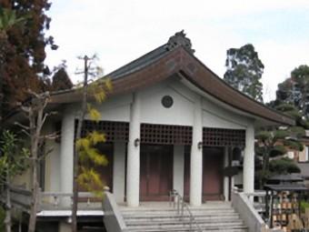 友林寺 本堂