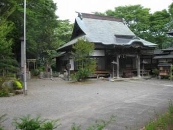 顕妙寺 本堂