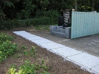 顕妙寺 墓地