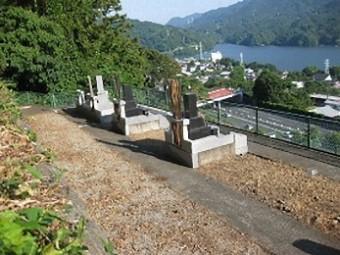 慈眼寺 墓地