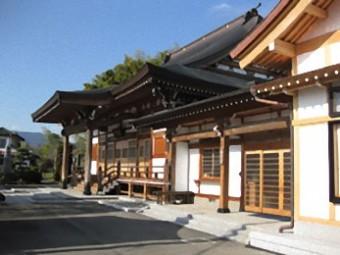 福泉寺 本堂