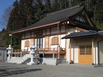 福昌寺 本堂