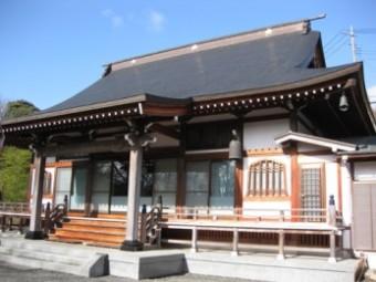 観福寺 本堂