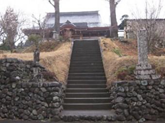 桂林寺 参道