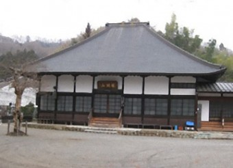 増珠寺 本堂