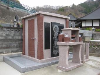 増珠寺 永代供養墓