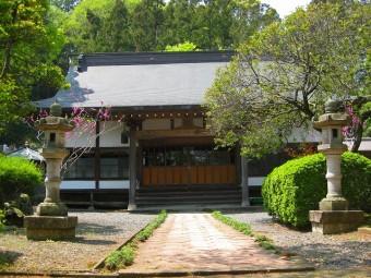 東林寺 本堂