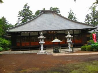 大蔵寺 本堂